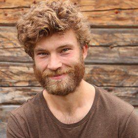Båtbyggingslærer Malte Krogh Bertelsen