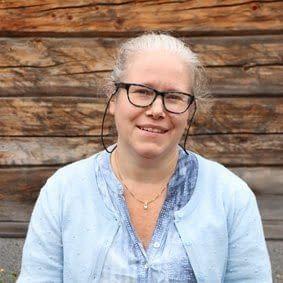 Lærer Grethe Garvik