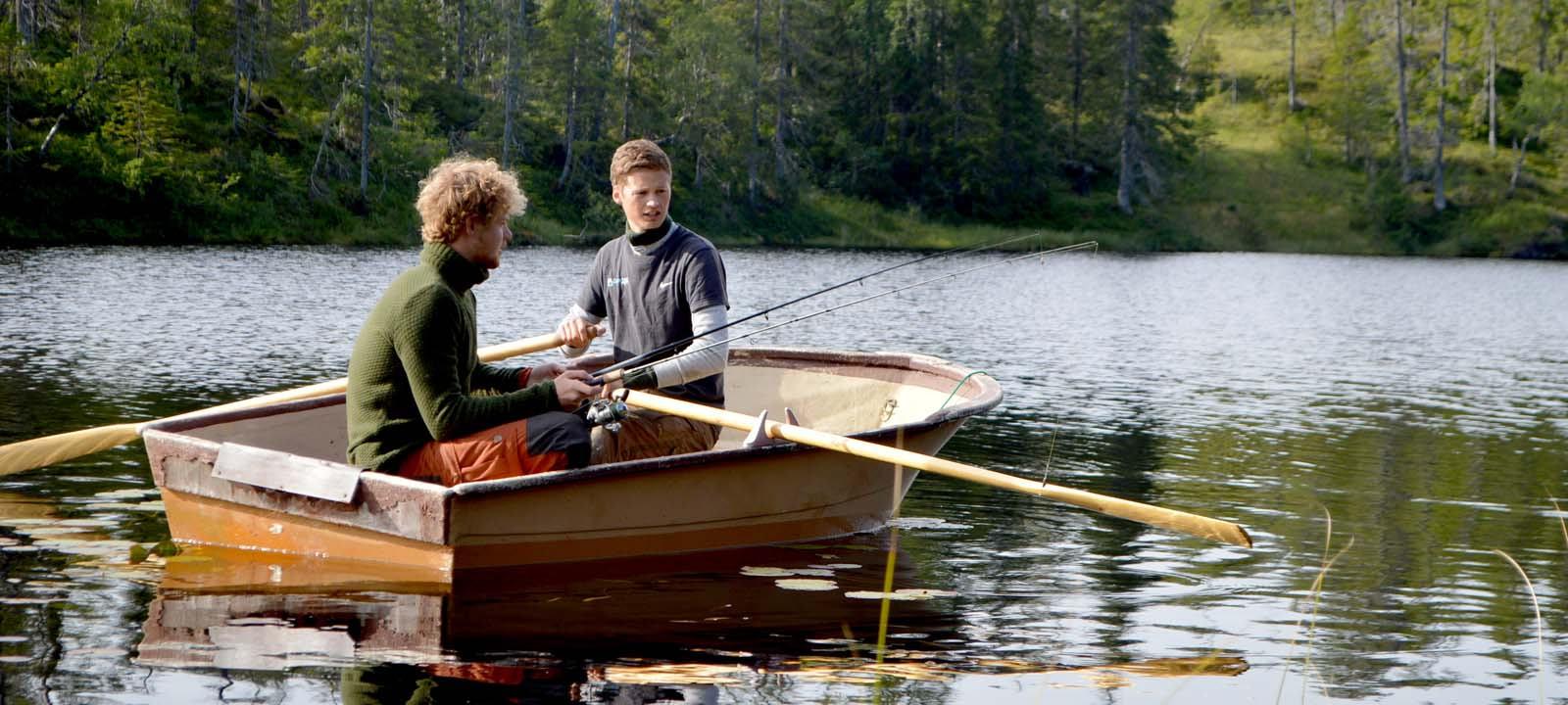 sjolberging-fiske