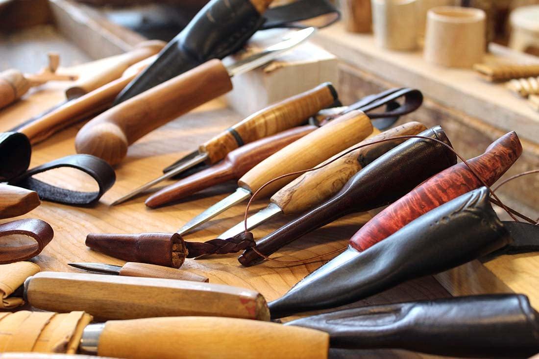 kniv-trearbeid-valgfag