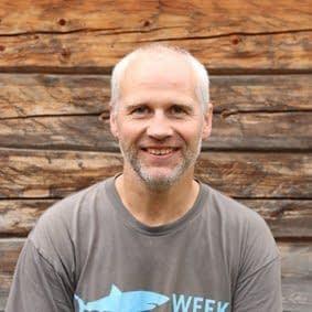 Vaktmester Rune Alsvik