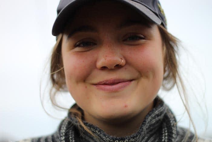 Annika svorkdal fosen folk school international